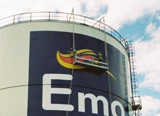 emo tank painting